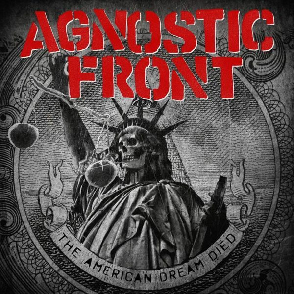Agnostic Front American Dream Cover