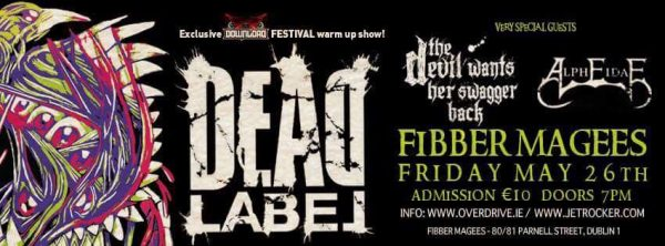 Dead Label Fibber Magees