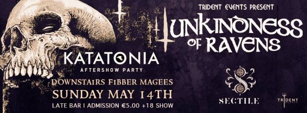 Katatonia Aftershow