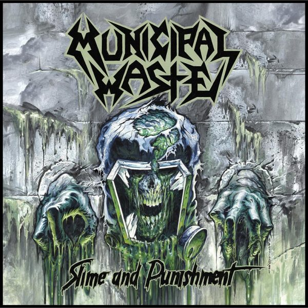 Municipal Waste album cover