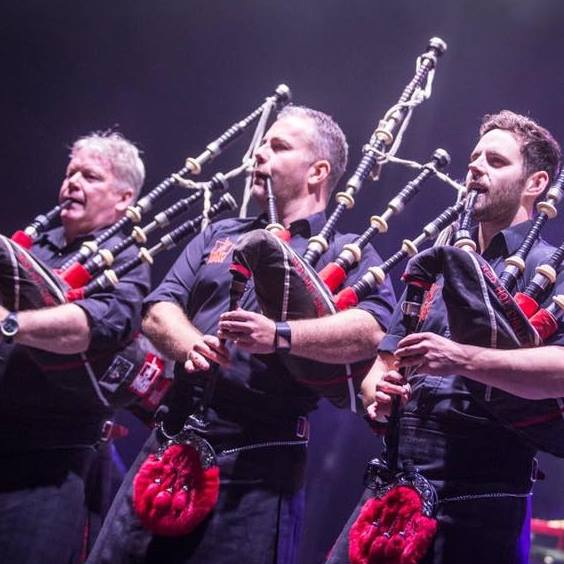 Red Hot Chili Pipers 2