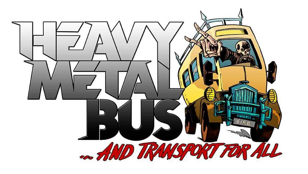 heavy metal bus