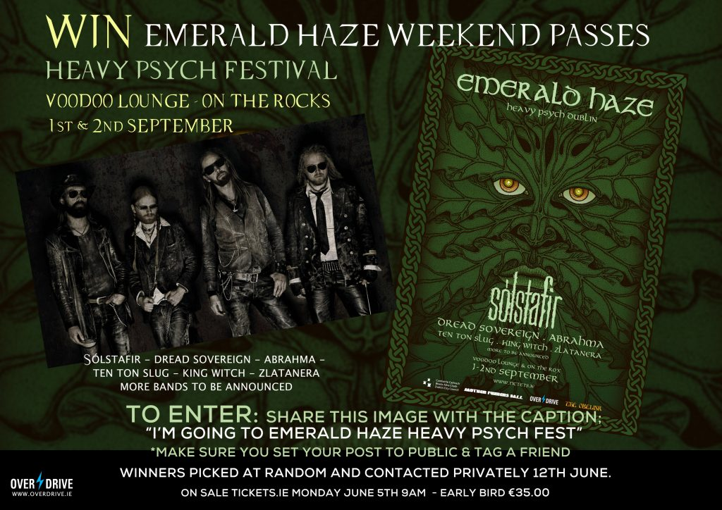 EMERALD HAZE COMP - METALLICA COMP