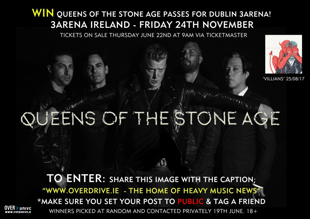 QUEENS OF THE STONE AGE COMP