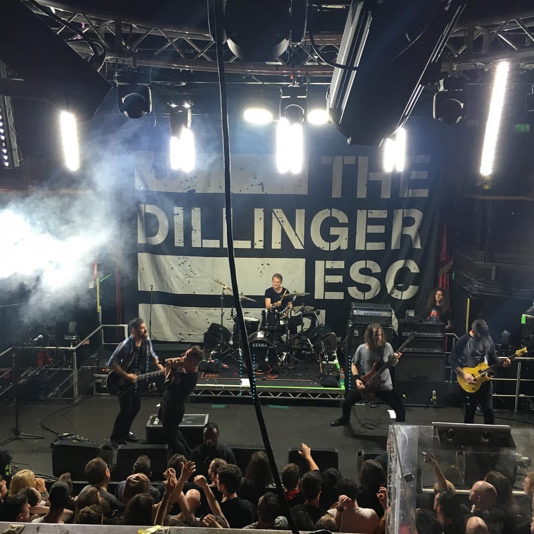 Dillinger Escape