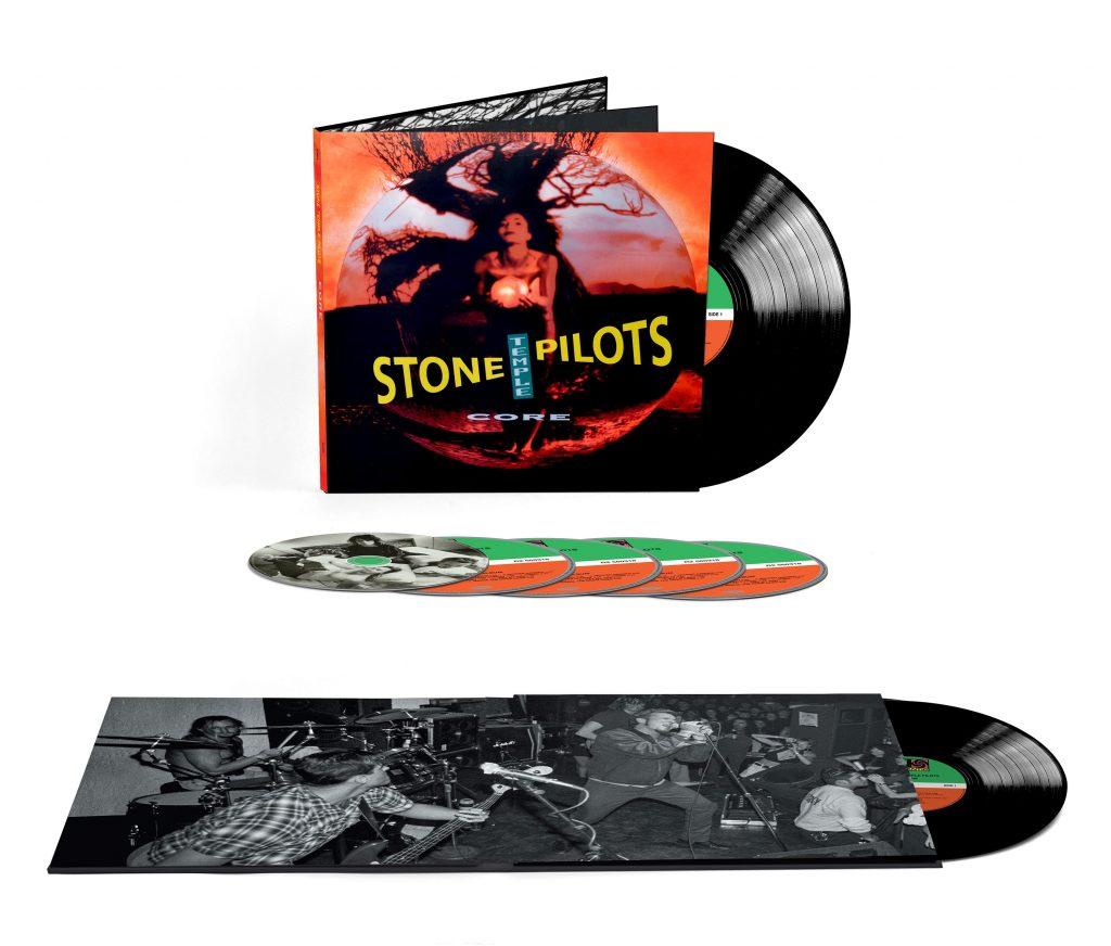 Stone Temple Pilots Core deluxe