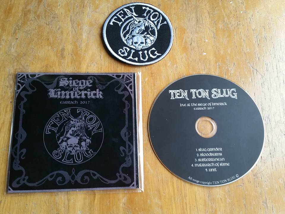 Ten Ton Slug bundle