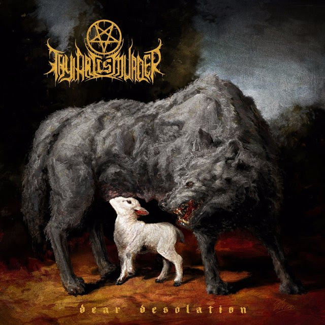 Thy Art is Murder album cover