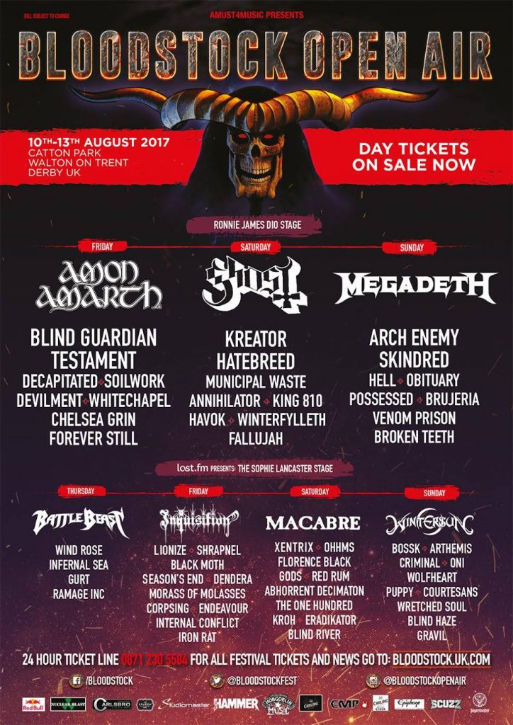 bloodstock August