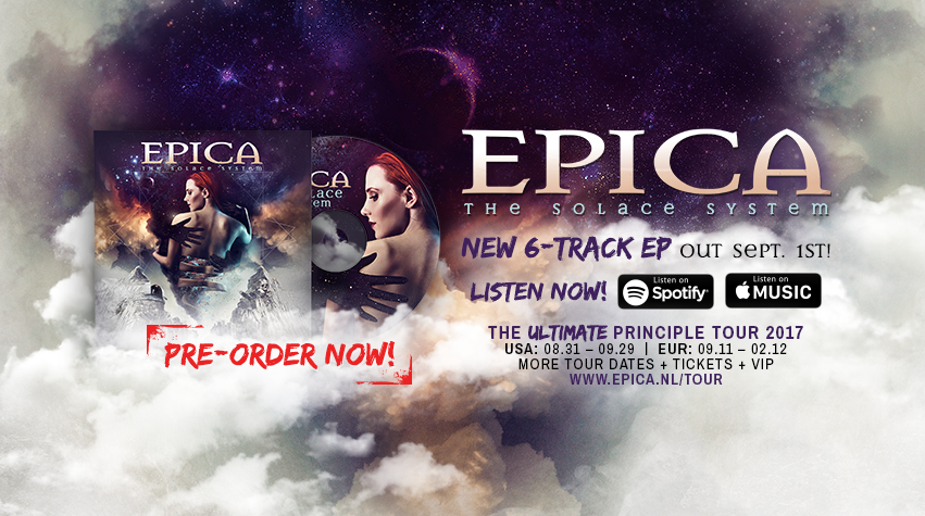epica pre-order