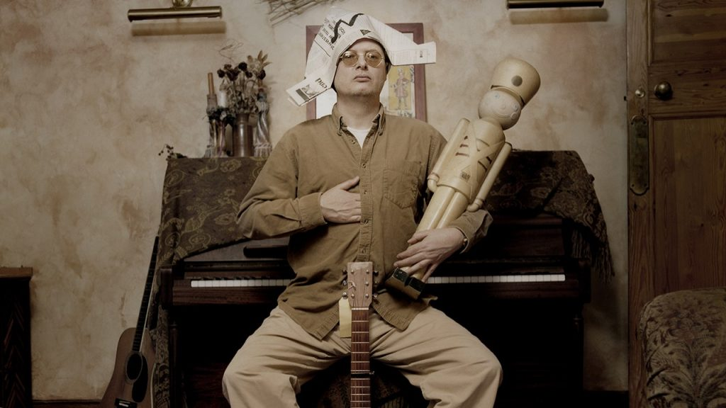 Andy Partridge XTC