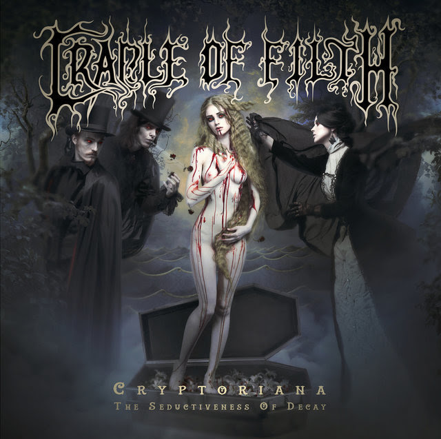 Cradle of Filth Album cover 2017