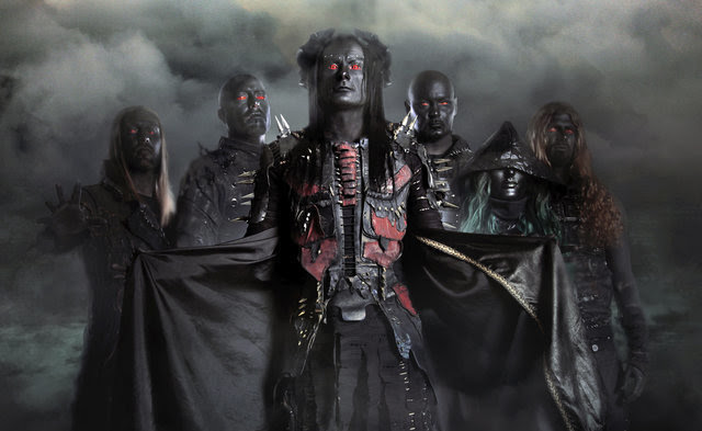 Cradle of Filth promo 3