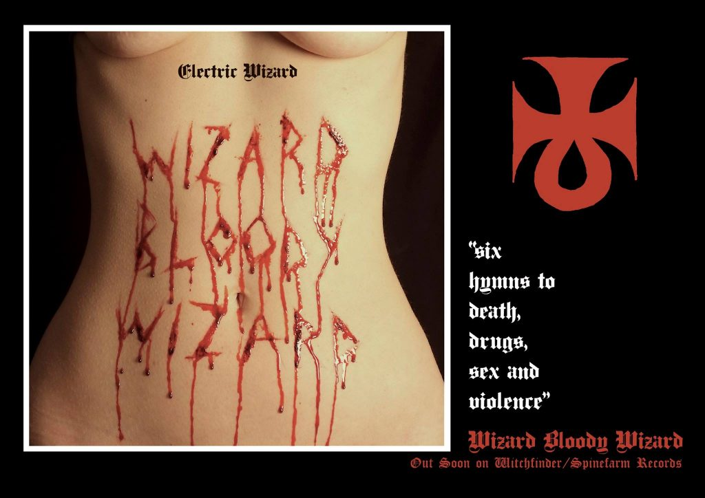 Electric-Wizard-Wizard-Bloody-Wizard-Announcement-Banner