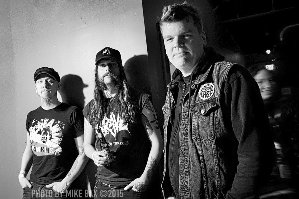 Monolord - Photo © Mike Bax 2017