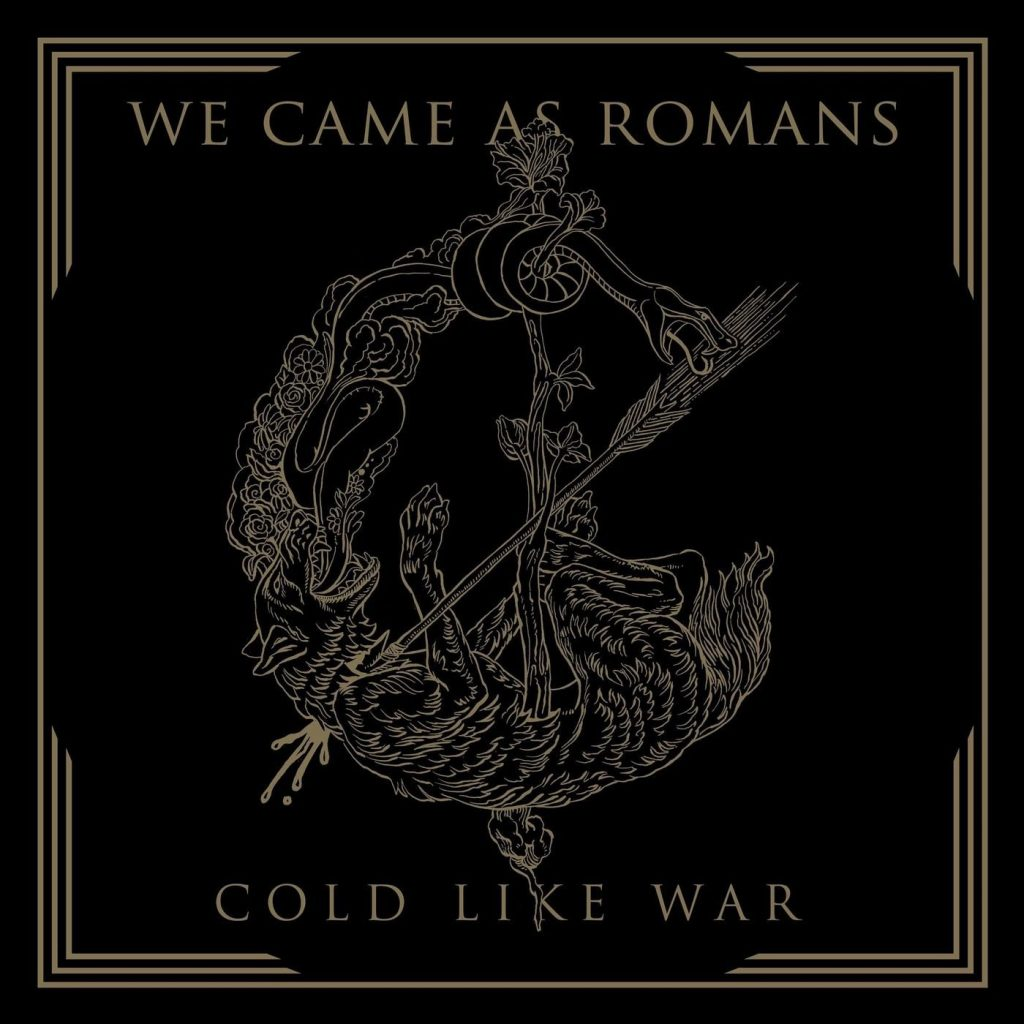 We Came As Romans album cover
