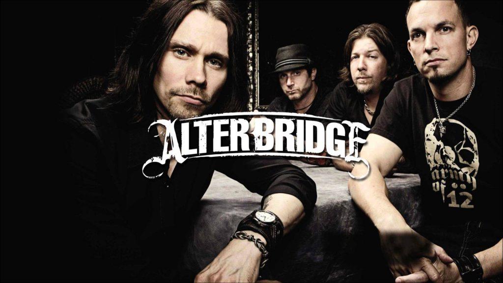 alterbridge 2017