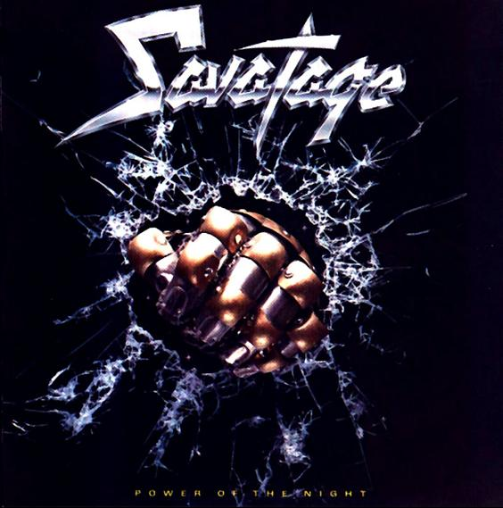 Savatage Power of the NIght