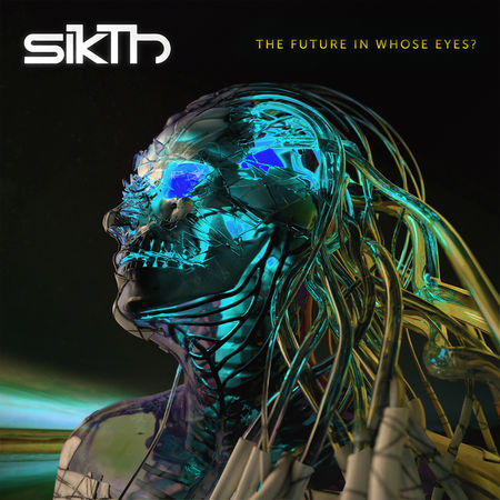 SikTh New cover