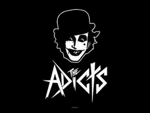 The Addicts cover