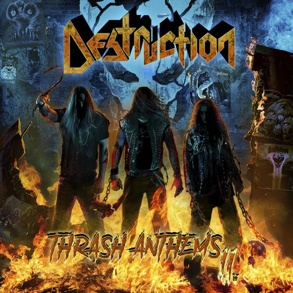 Destruction Thrash Anthems II