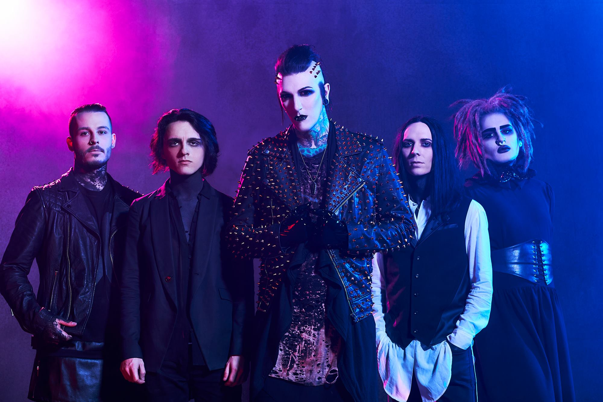 motionless in white 4