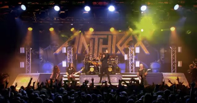 Anthrax DVD