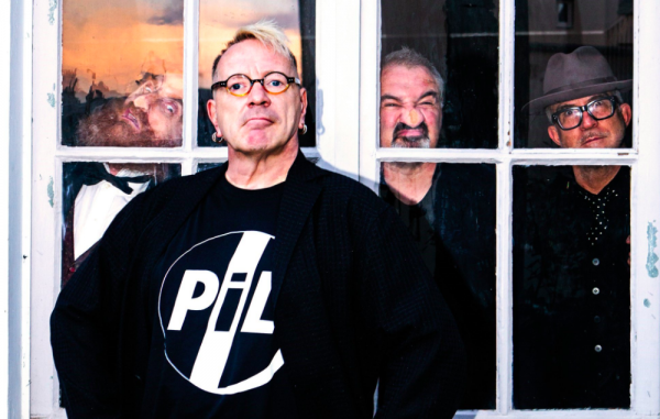 John Lydon's Public Image Ltd Credit: Press/Tomohiro Noritsune