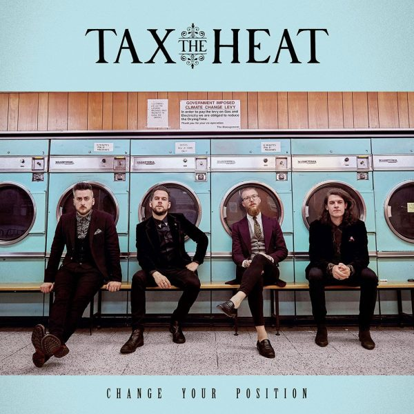 tax the heat album cover