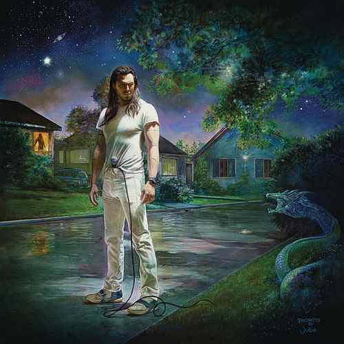 Andrew WK your not alone album cover