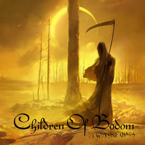 CHILDREN OF BODOM COVER ART