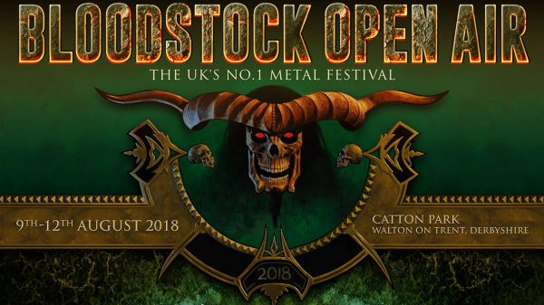 BLOODSTOCK BANNER (SMALL)