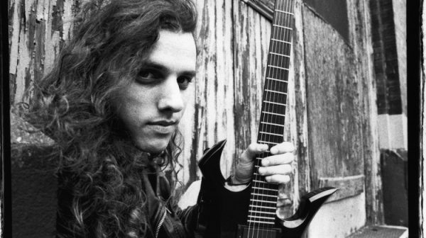 Chuck Schuldiner of Death