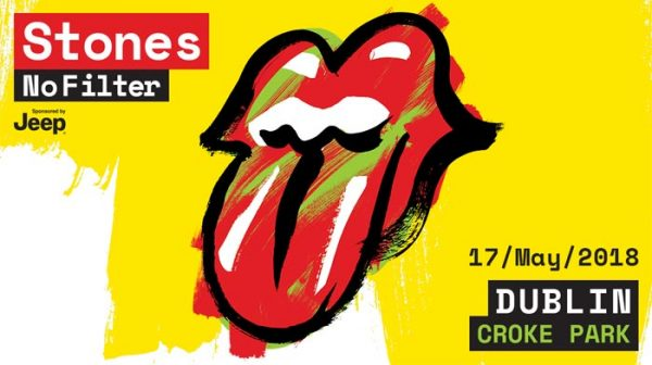 The Rolling Stones Dublin