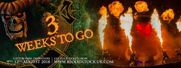 Bloodstock 3 weeks banner