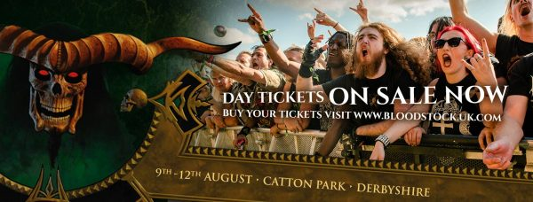 CLICK HERE FOR BLOODSTOCK WEEKEND & DAY TICKETS.