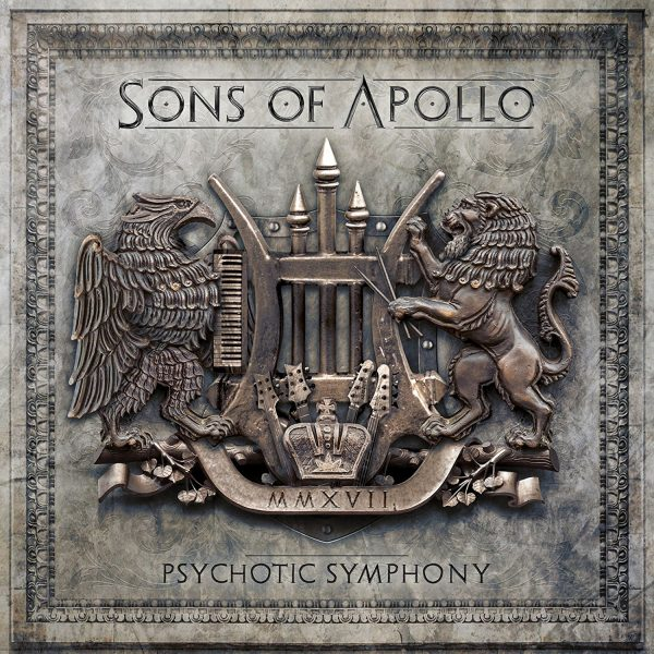 Sons of Apollo album cover