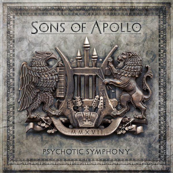 Sons of Apollo album cover