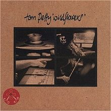 Tom Petty Wildflowers album cover