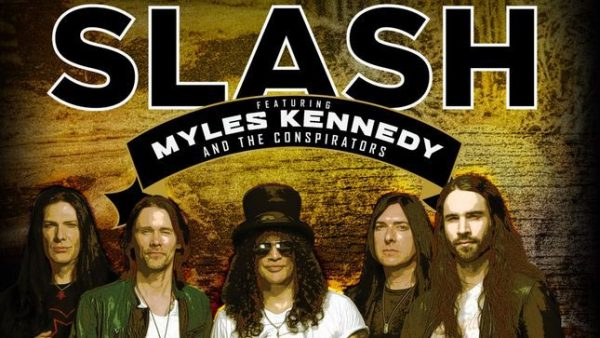 slash new album