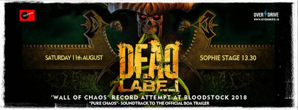DEAD LABEL BLOODSTOCK DIGITAL BANNER