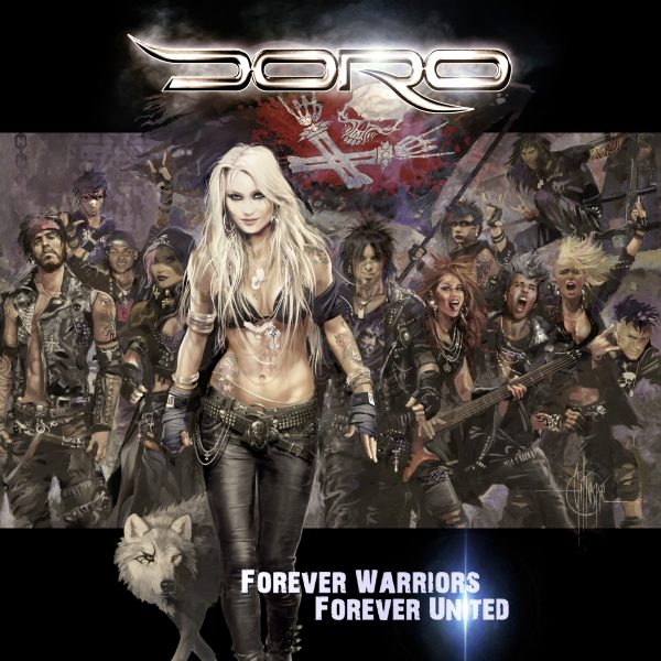 Doro - Forever Warrior Forever United (Digipak)_4000px