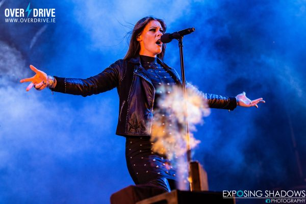 NIGHTWISH BLOODSTOCK 2018