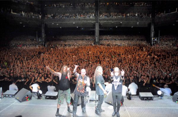 Slayer Final World Tour @ Van Andel Arena, Grand Rapids, MI, August 7, 2018  © Gene Ambo 2018
