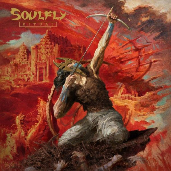 Soulfly Ritual album cover