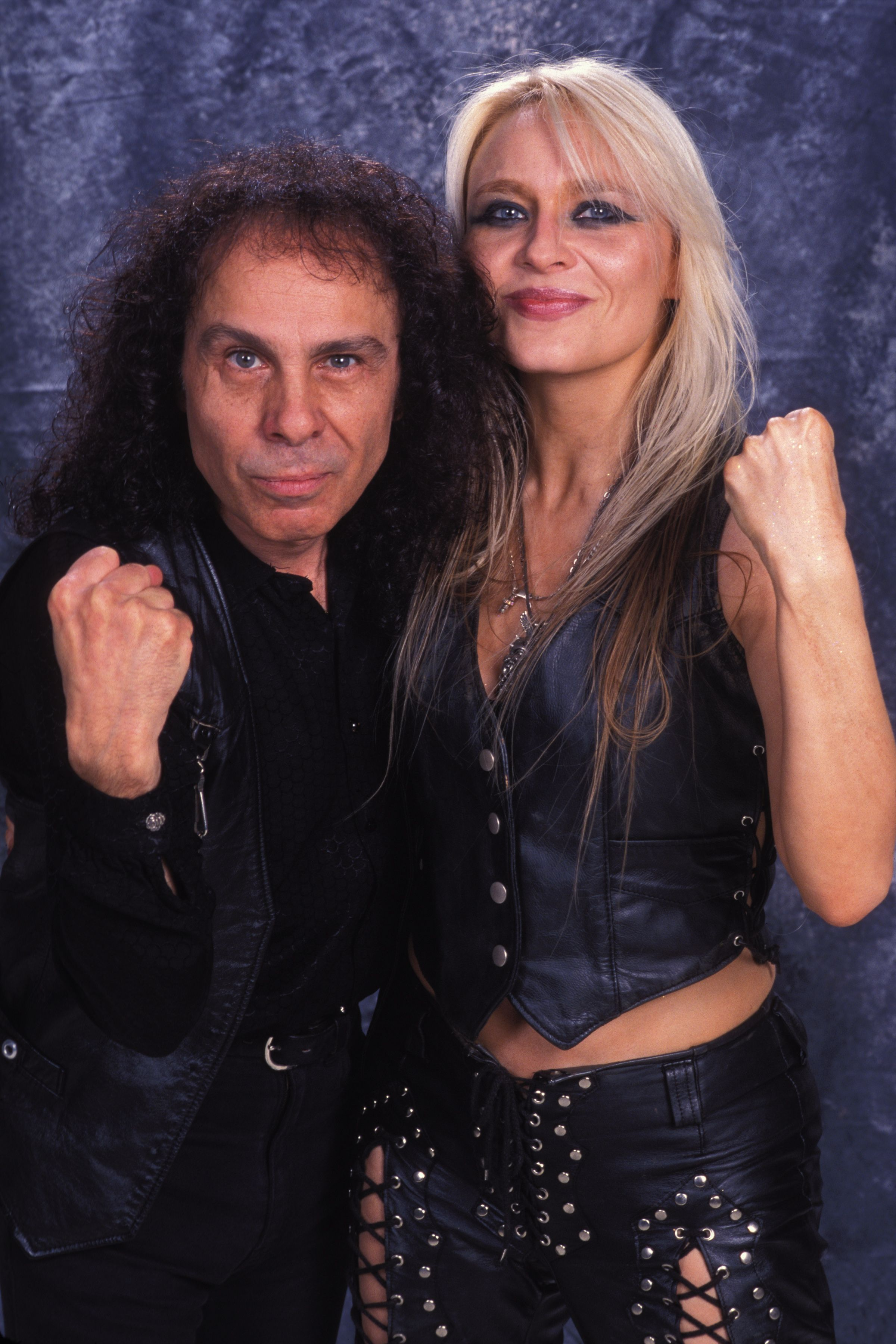 Doro photo album Doro-with-dio
