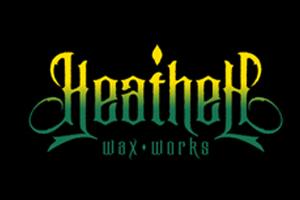 HEATHEN WAX WORKS