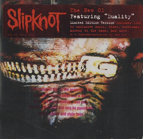 Slipknot Vol 3 The Subliminal Verses 496509 Overdrive