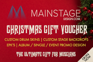 MAINSTAGE DESIGN X-MAS MINI SLIDER