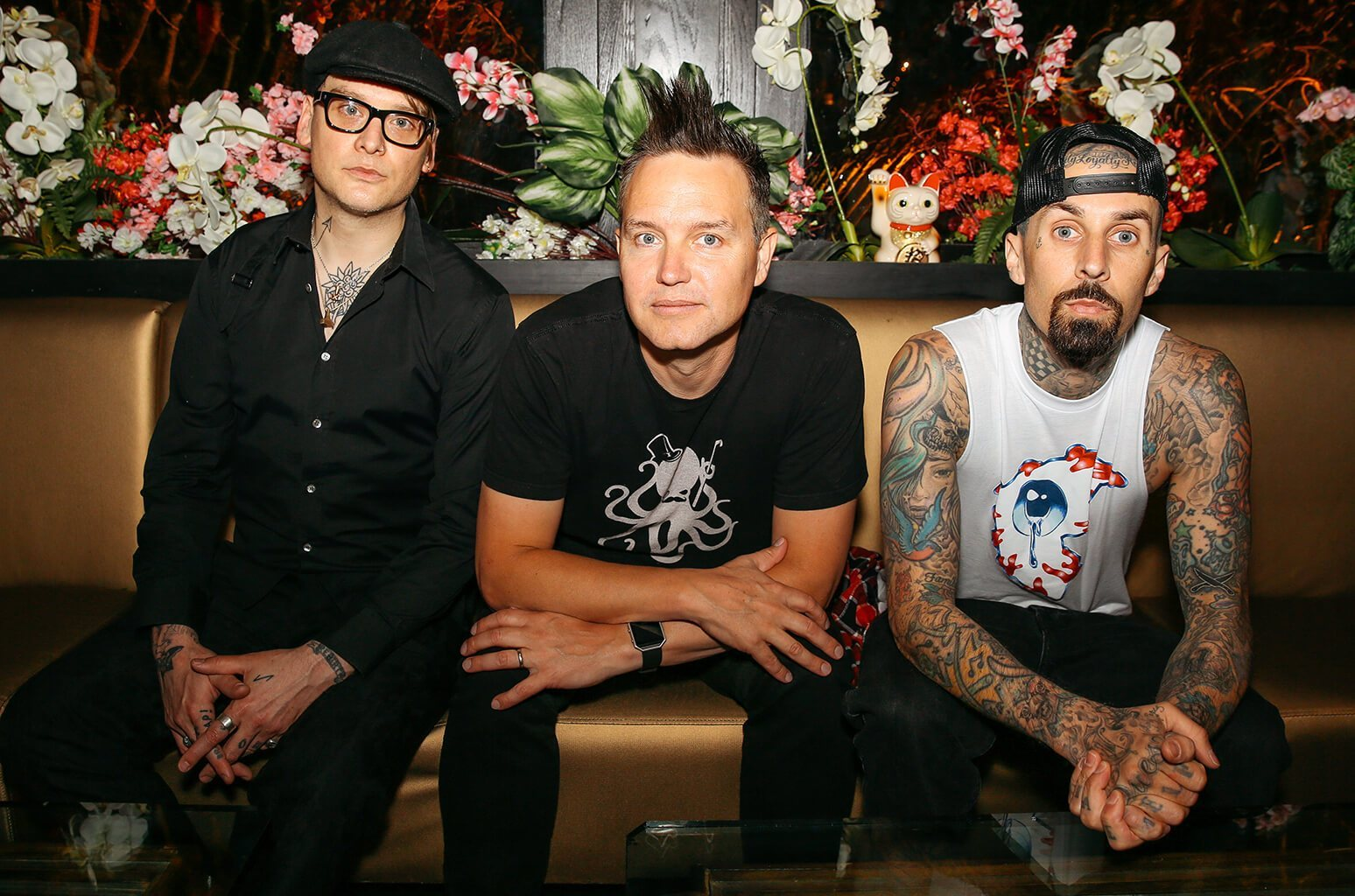 BLINK 182 RELEASE NEW SINGLE. HEAR 'BLAME IT ON MY YOUTH